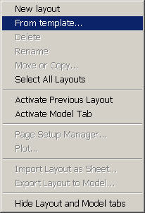 An AutoCAD Hip Tip on Copying Layouts from One Drawing to Another