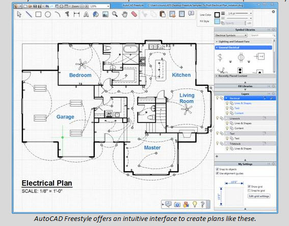 Fresh Of course as a member of the AutoCAD family AutoCAD Freestyle offers a DWG file format patible with the rest of the AutoCAD products